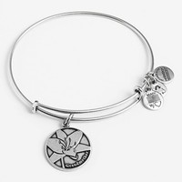 Women's Alex and Ani 'Grandmother' Expandable Wire Bangle