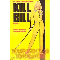 Kill Bill Movie Poster 24x36