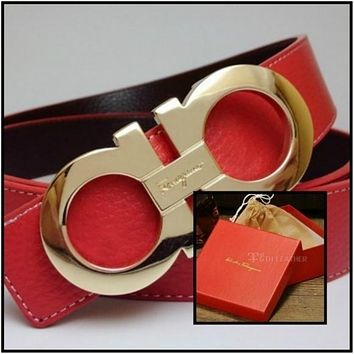 HOT NEW BELTS MEN WOMEN HIGH GRADE FERRAGAMO BELTS