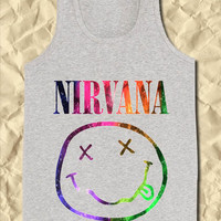Nirvana for Tank Top Mens and Tank Top Girls