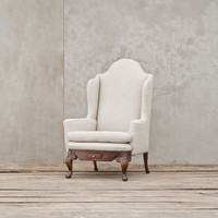 DOWAGER BALMORAL'S WING CHAIR-ARDENNES