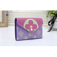 LV fashion matching color printed handbag hot seller of casual lady's small purse #2