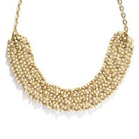 Women's JEWELRY - necklaces - Pearly Pebble Cascade Necklace - Madewell