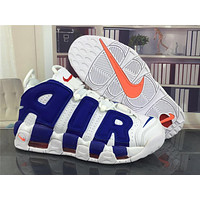Nike Air More Uptempo 96 Scottie Pippen Knicks Basketball Shoes Size US5.5-13