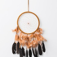 Brown Feather Dreamcatcher - Earthbound Trading Co.