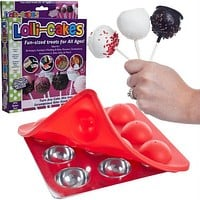 Gourmet Trends  Lolli-Cakes Bake Set