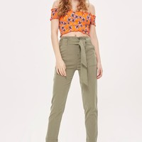 Popper Utility Trousers - New In Fashion - New In