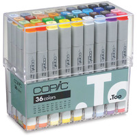 Copic Original Markers - BLICK art materials