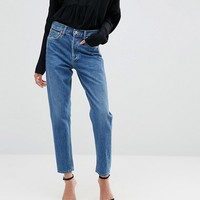 A-Gold-E Jamie Mom Jeans at asos.com