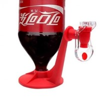 Party Fizz Saver Soda Dispenser Drinking Dispense Gadget Use W/2 Liter Bottle