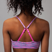 everyday anywhere sport bra*space dye | ivivva