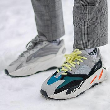 Adidas Yeezy 700 Men's and Women's Sneakers Shoes