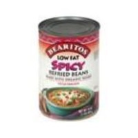 Little Bear Pinto Spicy Refried Beans (12x16 Oz)