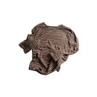 fuur's second hand striped shirt