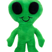 OLIVER THE OBNOXIOUS ALIEN TALKING PLUSH - Default Title