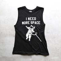 sub_urban riot - need more space muscle tank - black