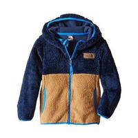 The North Face Kids Sherparazo Hoodie (Toddler) Cosmic Blue - Zappos.com Free Shipping