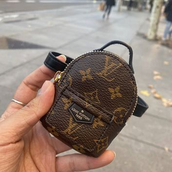 LV Louis Vuitton Monogram Canvas Party Bumbag Bracelet