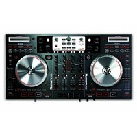 Numark NS6 Professional 4-Channel DJ Controller with Serato