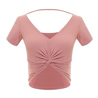 """lululemon"" Yoga Sports Top"