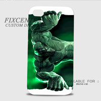 Superheroes The Incredible Hulk 3D Cases for iPhone 4,4S, iPhone 5,5S, iPhone 5C, iPhone 6, iPhone 6 Plus, iPod 4, iPod 5, Samsung Galaxy Note 4, Galaxy S3, Galaxy S4, Galaxy S5, BlackBerry Z10 phone case design