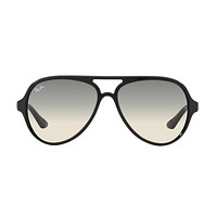 RayBan RB 4125 CATS 5000 601/32 2N MADE IN ITALY SUNGLASSES