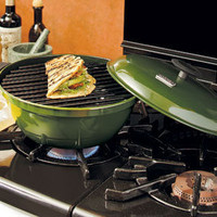 The Great Indoors Range-top Grill - Kitchen Tools - Michael's Kitchen Picks - Kitchen & Cooking - NapaStyle