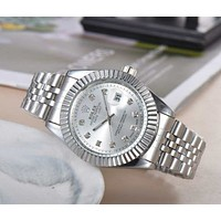 Rolex Fashion Quartz Classic Watch Round Ladies Women Men wristwatch On Sales Jovia