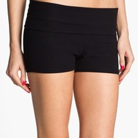 BP. Undercover Foldover Lounge Shorts (Juniors)