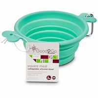 Good2Go Pet Collapsible Silicone Travel Bowl | Petco