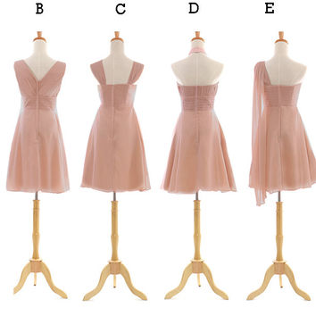 Short Bridesmaid Dresses pst2011