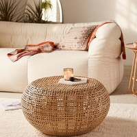 Marte Ottoman | Urban Outfitters