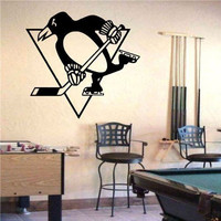 Wall Decal NHL Pittsburgh Penguins S579 FRST