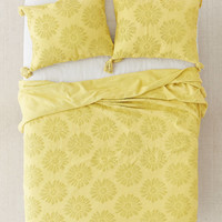 Dotty Daisy Bed Coverlet | Urban Outfitters