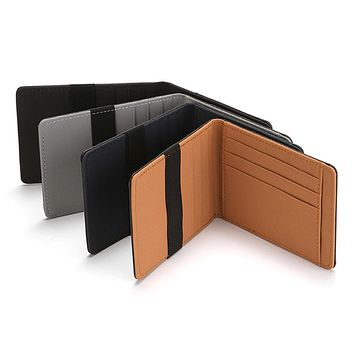 Women's Leather Credit Card Holder