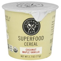 Organic Superfood Oat-Based Cereal - £3.09