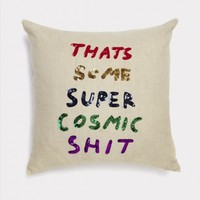 Super Cosmic Cushion
