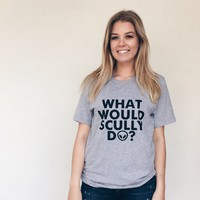The X Files What Would Scully Do Tee