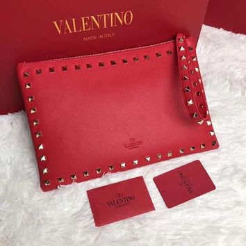 VALENTINO WOMEN'S NEW STYLE LEATHER HAND BAG