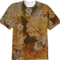 Autumn Floral created by Leah Flores   Print All Over Me