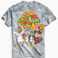 Space Jam Dye Tee   Urban Outfitters