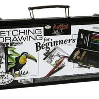 Royal and Langnickel Sketching and Drawing Artist Set for Beginners