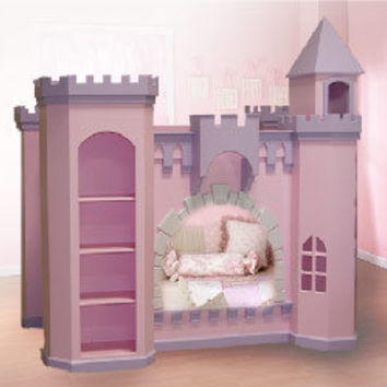 Guinevere Bunk Bed Theme Beds - LuxuryLamb.Com