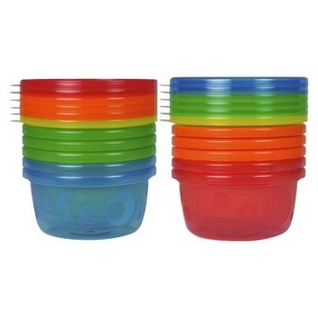 The First Years Take & Toss Bowls (8 Oz)