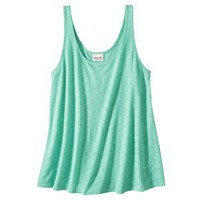 Mossimo Supply Co. Juniors Scoop Neck Tank - Assorted Colors