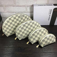 Louis Vuitton LV Bag Makeup bag Cosmetic Bags For Accessories Travel Storage Cosmetic Bag Four Piece Suit