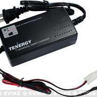 Airsoft Universal Smart Charger for 7.2V-12V NiMh & NiCd Battery Packs - Advanced Type