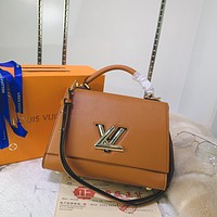 lv louis vuitton women leather shoulder bags satchel tote bag handbag 11