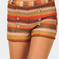 Hippie Love Short - Taupe at Necessary Clothing