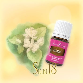 Jasmine Essential Oil Single